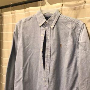 Ralph Lauren boys size 18 dress shirt